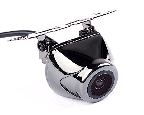 Tulun Play TPCM078 Waterproof Car Van Jeep Vehicle Car Rear View Camera, 170 Degree Viewing Angle Backup Camera