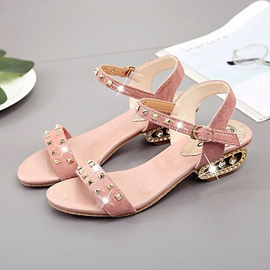 5 Light Light White Flat CN40 Mary Sandals 5 Soles Summer Casual Soles UK6 Dress RTRY US8 Pu Heel Black Buckle Mary Women'S Walking EU39 Flat xpRqRwf