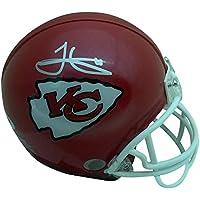 $99 » Tyreek Hill Autographed Kansas City Chiefs NFL Signed Football Mini Helmet PSA DNA COA