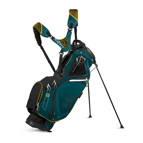 Sun Mountain 2017 4.5 LS (No Logo) Stand Bag - Spruce / Black / Yellow - CLOSEOUT by Sun Mountain (Image #1)