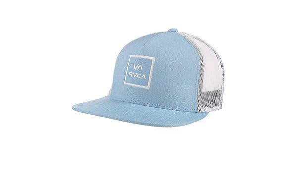 RVCA Gorra VA All The Way Trucker de Baseball (Talla única ...
