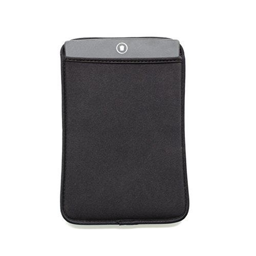 Neoprene Sleeve Case for NEWYES 8.5-Inch LCD Writing Tablet- Drawing Board (Black)