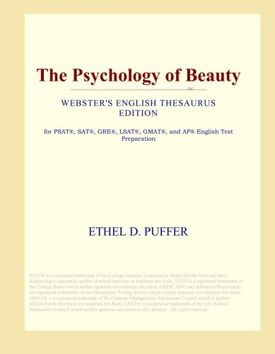 The Psychology of Beauty (Webster's English Thesaurus Edition) PDF