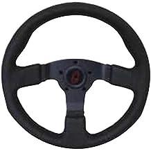 13-16 CAN-AM MAV1000: Symtec Heat Demon Heated Steering Wheel (Black)