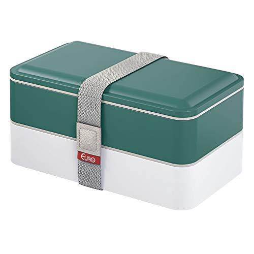 Marmita Lunch Verde Euro LB3994 VD