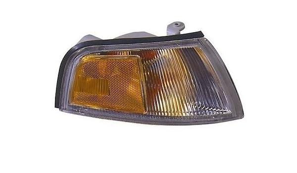 Cornerlamp Cornerlight Pair Set Driver and Passenger 2 Door Coupe Only 97 98 99 00 01 02 Mitsubishi Mirage