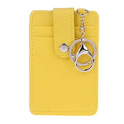 37a1ae039703 Amazon.com: Card & Id Holders - 6 Color Men Women Portable Id Card ...