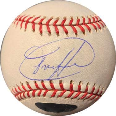 (Felix Hernandez Autographed Baseball - Official Major League Hologram #DD39073) - JSA Certified - Autographed Baseballs)
