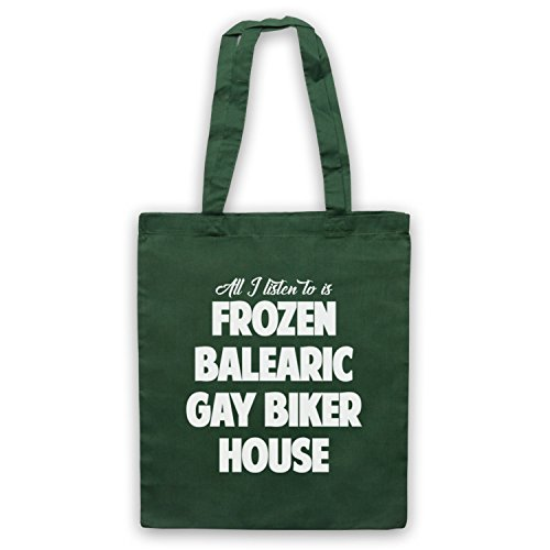Bolsa Art Clothing Mujer Icon amp; My Verde Oscuro 5FCIqw