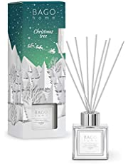 BAGO home Christmas Collection Oil Reed Diffuser Set, 90 ml