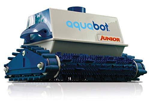 Aquabot Junior Automatic Robotic In Ground Pool Cleaner ()