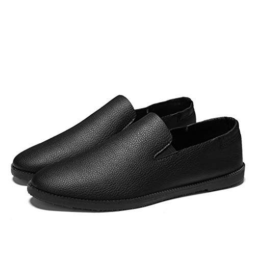 - Starttwin Loafers Shoes Men Fashion Casual Folding Antiskid Moccasins Oxford Shoes