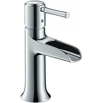 Hansgrohe 14127001 Talis C Open Channel Single-Hole Lavatory Faucet ...