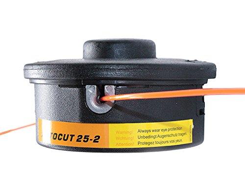 Affordable Parts Replacement New Trimmer Head for Stihl Autocut Go 25-2 STIHL FS50, FS51, FS60 FS61, FS65, FS80E, FS86 FS90,FS96, FS106