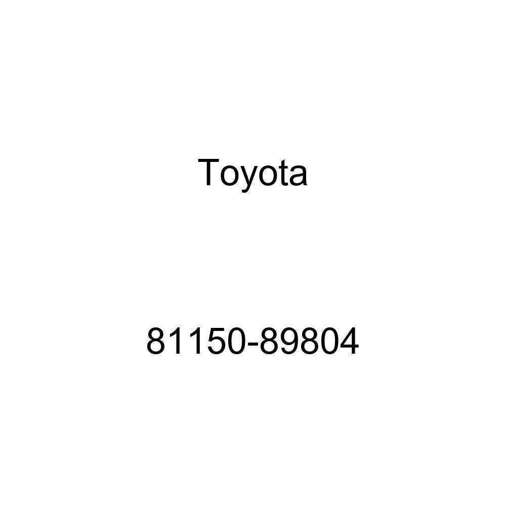 Toyota 81150-89804 Headlamp Assembly