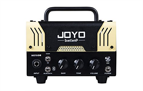 JOYO Meteor 20 Watt Mini Tube Head in new banTamP Series. New and Nice! by JOYO
