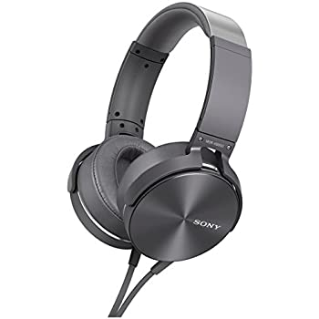 Amazon.com: Sony MDR-XB500 40mm XB Diaphragm Driver Extra ...