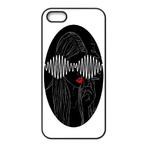 High quality Arctic Monkey logo, Rock band music,Arctic Monkey band protective case cover For Apple Iphone 5 5S Cases QH596717990