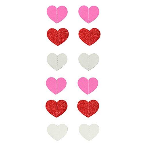 Hearts String Decoration - 6