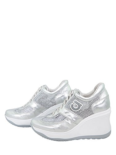 83398 Sneakers RUCOLINE argento 1800 Donna zwqEx5U4x