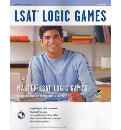 [(LSAT Logic Games )] [Author: Robert Webking] [Mar-2011]