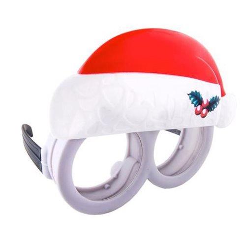 Sunstaches Minions Christmas Costume - Glasses Minion Case