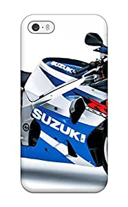 Best Case Cover For Iphone 5/5s - Retailer Packaging Suzuki Motorcycle Protective Case