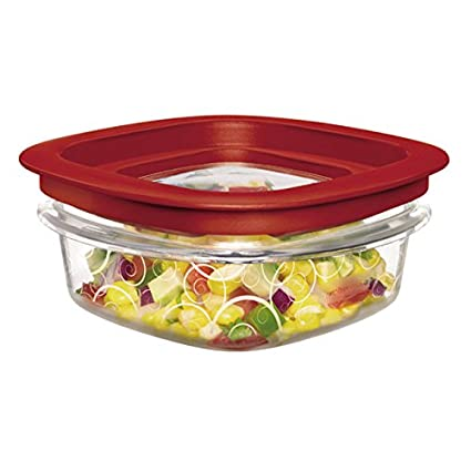 Amazoncom Rubbermaid New Premier Food Storage Container 125 Cup