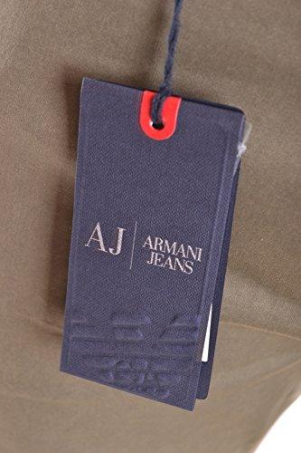 Armani Jeans Shorts Uomo MCBI025111O Cotone Verde
