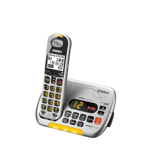 D3097S DECT 6 0 Cordless Phone with Caller ID Answering
