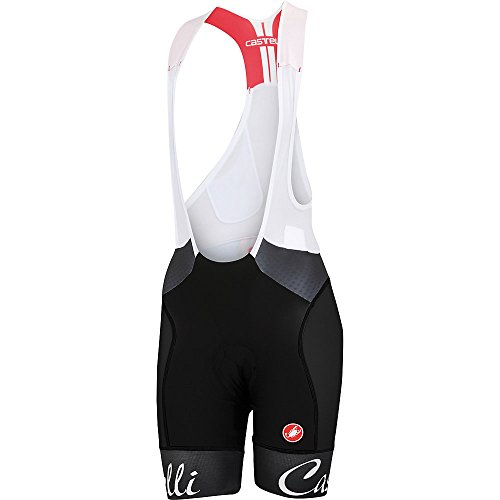 (Castelli Free Aero Bib Shorts - Women's Black, S)