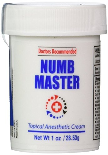 Numb Master Anesthetic Cream Review