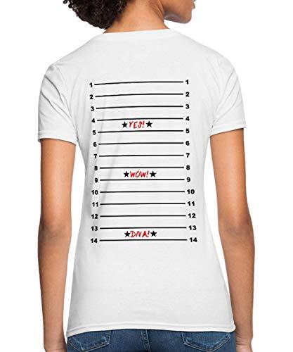 Hair Length Check Yes Wow Women's T-Shirt