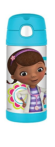 Thermos Funtainer Ounce Bottle McStuffins product image