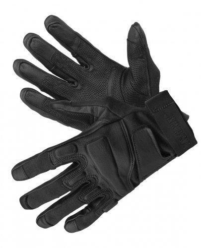 BLACKHAWK! Men's S.O.L.A.G. Full Finger Gloves with Kevlar (Black, Small) ()