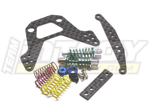 (Integy RC Model Hop-ups 11.ZH.10571 Side Damper Set for MM Chassis)