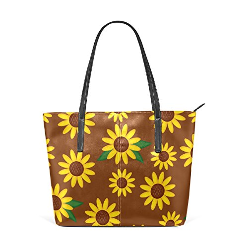 COOSUN - Bolso de tela para mujer Multicoloured#004 Medium Multicoloured#004