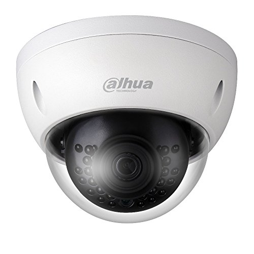 Dahua IPC-HDBW4421E 4MP Network Dome Security IP Camera with POE 2.8mm lens