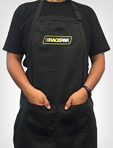Racepak 880-PM-APRON RACEPAK EMBROIDERED LOGO APRON for sale  Delivered anywhere in USA