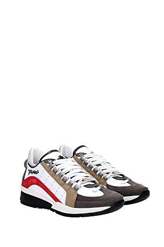 Sneakers Dsquared2 Hombre - (SN404578M615) 45.5 EU: Amazon.es: Zapatos y complementos