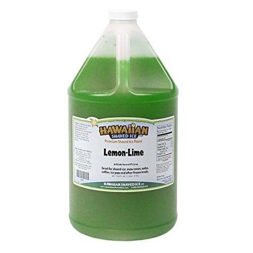 Lemon Lime Syrup - 4