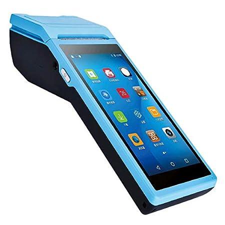 Shumo Computadora de Mano Pos.5,5 Pulgadas Prensa 3G WiFi Android ...