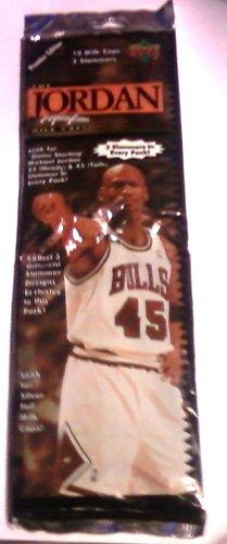 Upper Deck Premier Edition Michael Jordan Milk Caps 1995 NBA