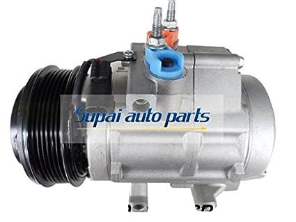 Pengchen Parts - Compresor de aire acondicionado para Ford Explorer V8 2006 - 2008: Amazon.es: Amazon.es