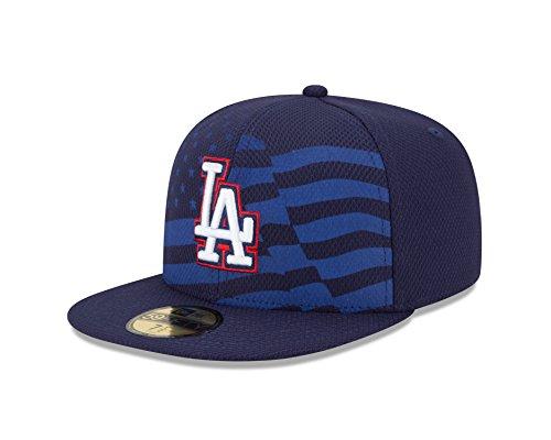New Era 59Fifty Cap - JULY 4TH Los Angeles Dodgers