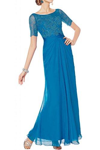 TOSKANA BRAUT -  Vestito  - linea ad a - Donna Blau 44