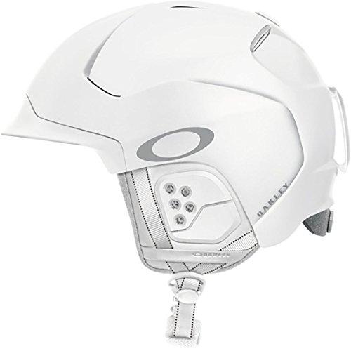 Oakley Mod5 Snow Helmet, Polished White, - Womens Shoes Oakley