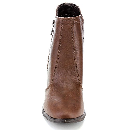 Arrogant Cheville Boots Femme Brune