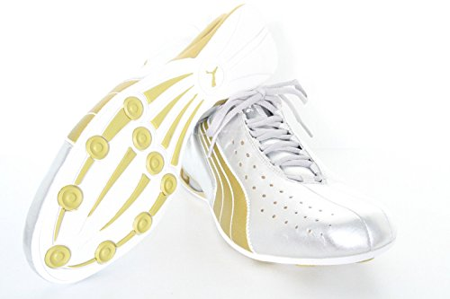 Argento Puma Donna Sneaker gold Silber xqO7Affz