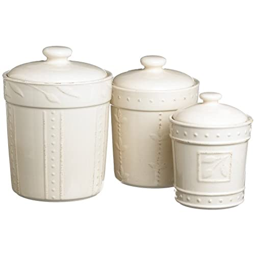 Ceramic Kitchen Canister Sets Amazon Com